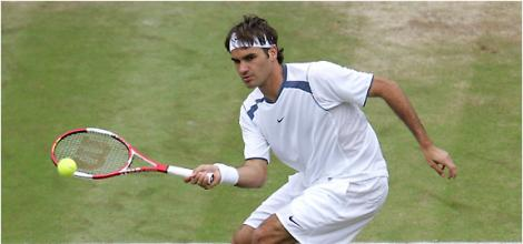 Hey may be the favorite, but Federer is going to have to play his top game.