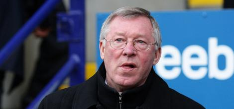 Fergie may be guiding United to title 19