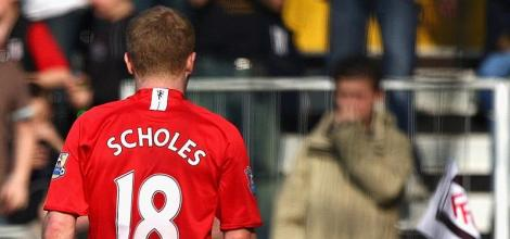 Scholes can be influential against Blackpool