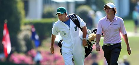Rory McIlroy Takes A 4 Shot Lead to the Final Round at Augusta