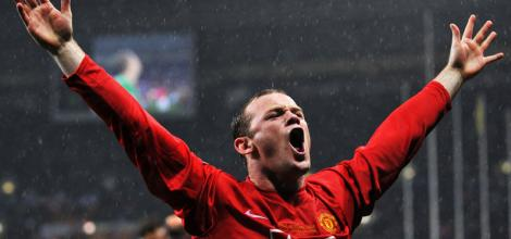 Rooney will be hoping to celebrate another CL win